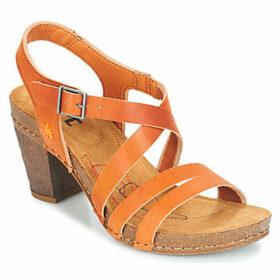 Art  I MEET  women's Sandals in Brown