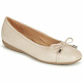 Geox  D ANNYTAH  women's Shoes (Pumps / Ballerinas) in Grey