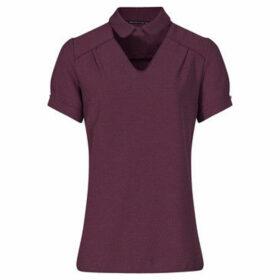 Mado Et Les Autres  RIGOLOTE short sleeve blouse  women's Blouse in Purple