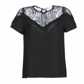 Moony Mood  JANTUL  women's Blouse in Black