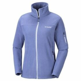 Columbia  Fast Trek II  women's Fleece jacket in Blue