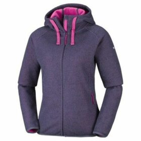 Columbia  Pacific Point  women's Fleece jacket in Purple