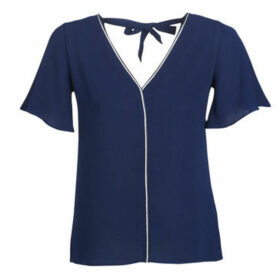 Morgan  OMIGO  women's Blouse in Blue