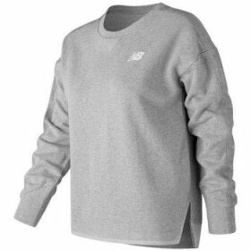 New Balance  Sport Crew  women's Sweatshirt in Grey