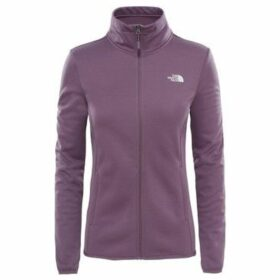 The North Face  Tanken Full Zip Jacket  women's Sweatshirt in Purple