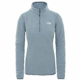 The North Face  100 Glacier 14 Zip  women's Sweatshirt in multicolour