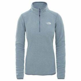 The North Face  100 Glacier 14 Zip  women's Sweatshirt in multicolour