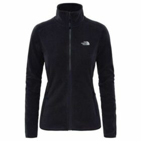 The North Face  100 Glacier  women's Tracksuit jacket in Black