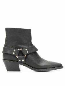 Golden Goose Western boots - Black
