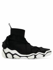 Red Valentino Glam Run sneakers - Black