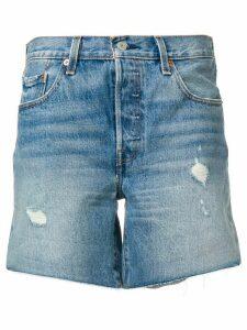 Levi's Highways denim shorts - Blue
