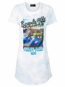 Philipp Plein Beverly Hills dress - Blue