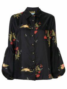 Macgraw Bonjour blouse - Black