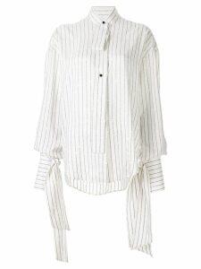 Petar Petrov Beth blouse - White