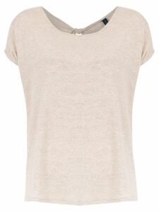 Lygia & Nanny Gold Dilly T-shirt - Neutrals