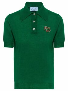 Prada Wool polo shirt - Green