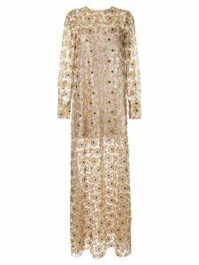 Macgraw Soiree Dress - GOLD