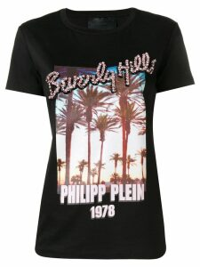 Philipp Plein printed T-shirt - Black
