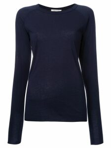 Nili Lotan long sleeve T-shirt - Blue