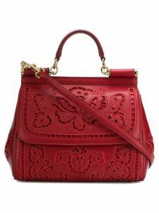 Dolce & Gabbana Sicily tote bag - Red