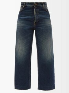 Merlette - Este Cotton-poplin Blouse - Womens - White