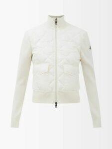 Rhode - Lea Botanical-print Cotton Dress - Womens - Green Print