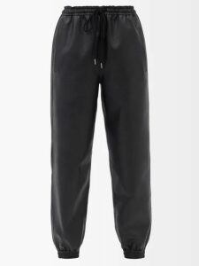 Isabel Marant - Abies Puff-sleeve Organza Blouse - Womens - Ivory Multi