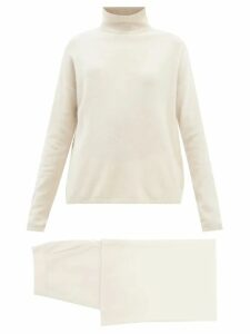Petar Petrov - Bev Pussy Bow Twill Blouse - Womens - White