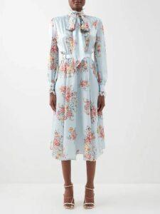 Masscob - Luana Textured Cotton Shirt - Womens - Black