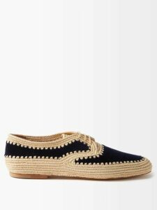 Marni - Cropped Wool Trousers - Womens - Burgundy