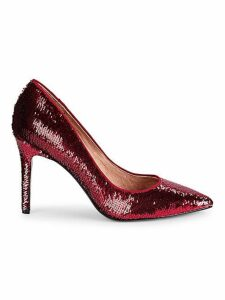 Sienna Sequin Pumps