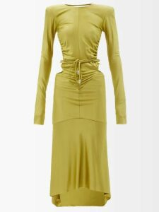 Sea - Lilli Ruffle-trimmed Cotton Blouse - Womens - White