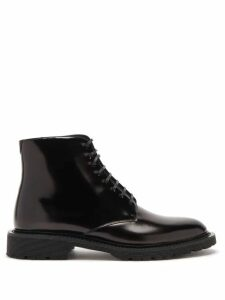 Halpern - High-neck Sequinned Top - Womens - Black