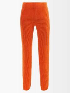 Emma Willis - Herringbone Long-sleeved Cotton Shirt - Womens - White