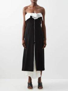 Emma Willis - Slim-fit Cotton Shirt - Womens - White