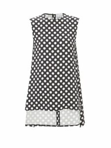 Raey - Loose Fit Breton Cashmere Sweater - Womens - Navy Stripe