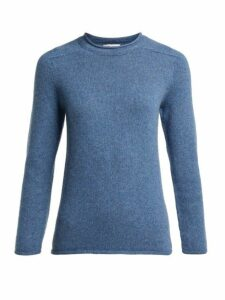 The Row - Rickie Cashmere Sweater - Womens - Blue