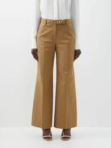 Joostricot - Stretch Cotton Sweater - Womens - Light Green