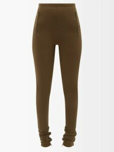Ganni - Callahan Hooded Sweater - Womens - Light Pink