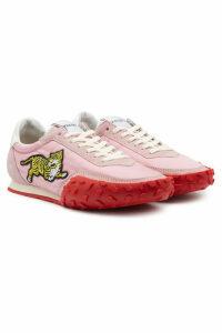 Kenzo Suede Sneakers