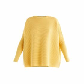 Cove - Carmen Grey Cashmere Jumper