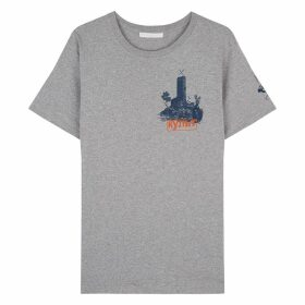Klements - Cult Printed T-Shirt Grey Marl