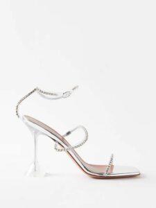Emilia Wickstead - Clarisse Crepe Balloon-sleeve Dress - Womens - Pink