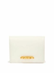 Acne Studios - Eldora Linen T Shirt - Womens - Dark Grey