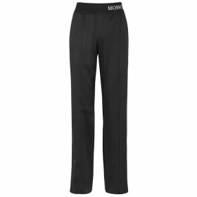 Moncler Grenoble Red Wool-blend Cardigan