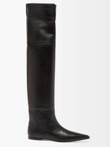 Charles Jeffrey Loverboy - Leopard-print Straight-leg Trousers - Womens - Leopard