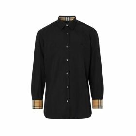 Burberry Stretch Cotton Poplin Shirt