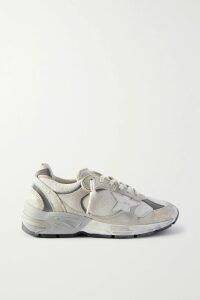 Bassike - Embroidered Cashmere Sweater - Gray