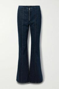 Petar Petrov - Karen Ribbed Merino Wool Turtleneck Sweater - Pastel yellow