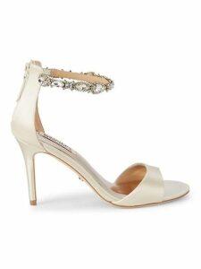 Sindy Bejeweled d'Orsay Sandals